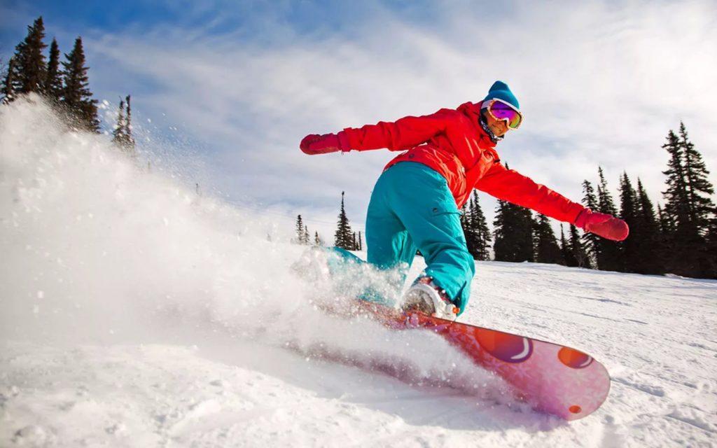 Какой сноуборд взять в прокат?