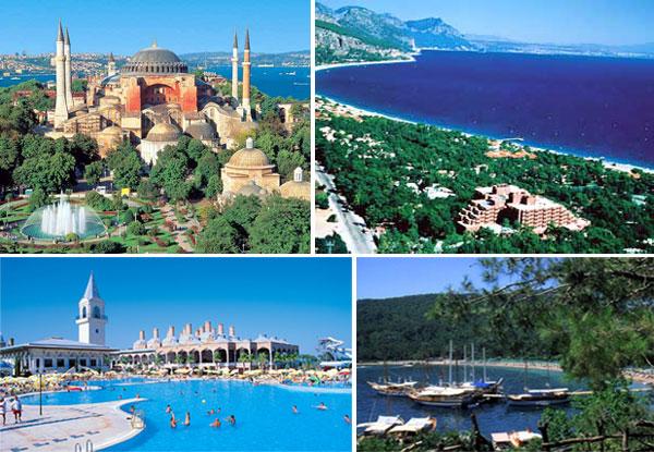 Туры в Турцию — верный способ отдохнуть