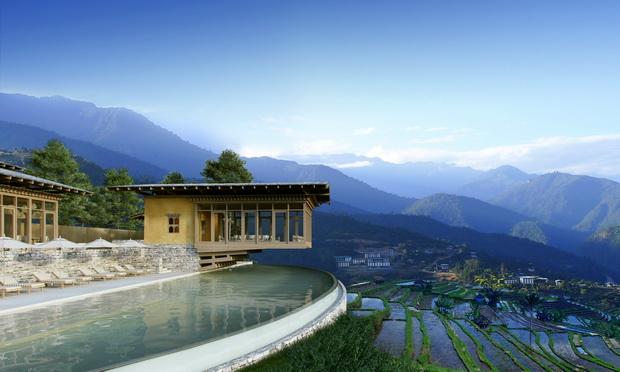 На вершинах счастья: Six Senses Bhutan готовится к открытию в ноябре 2018