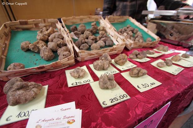 Фестивали белого трюфеля в Эмилии-Романье