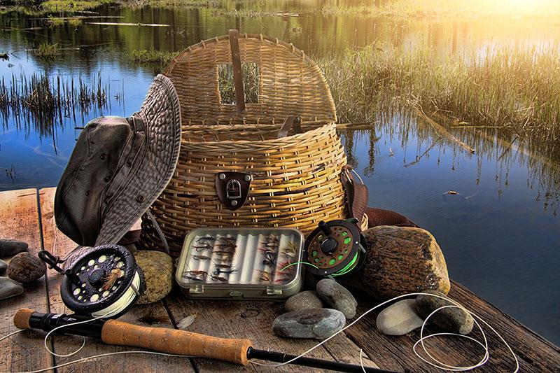 Где выгоднее покупать снаряжение, для рыбалки