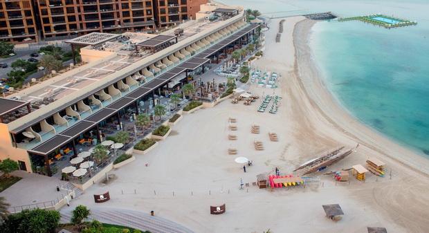 Шик, блеск, зима в Дубае