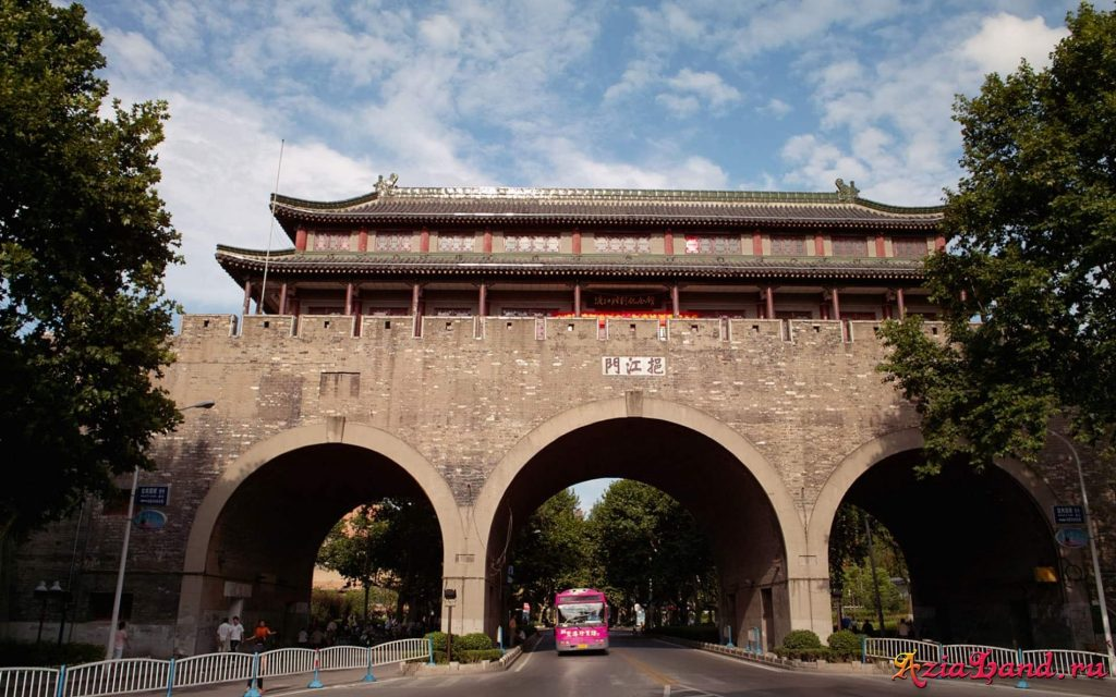 Ворота Чжунхуамынь