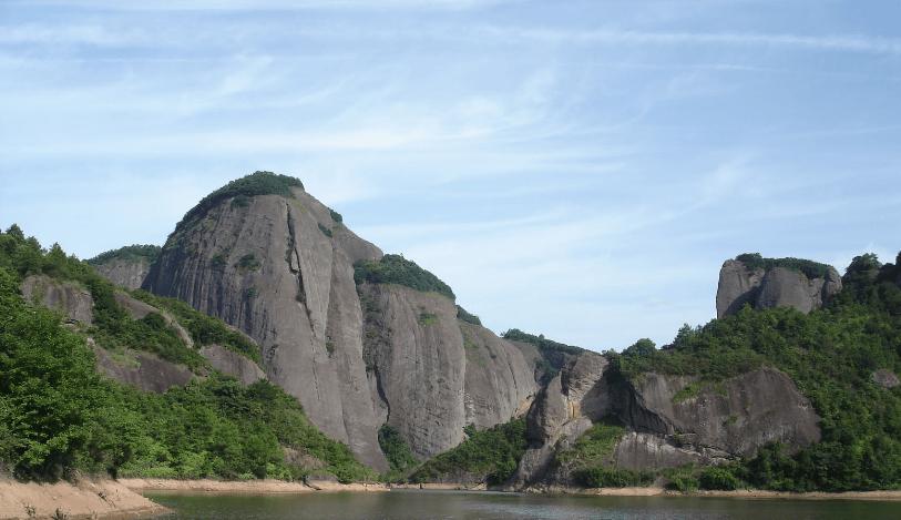 природа-Ганьчжоу
