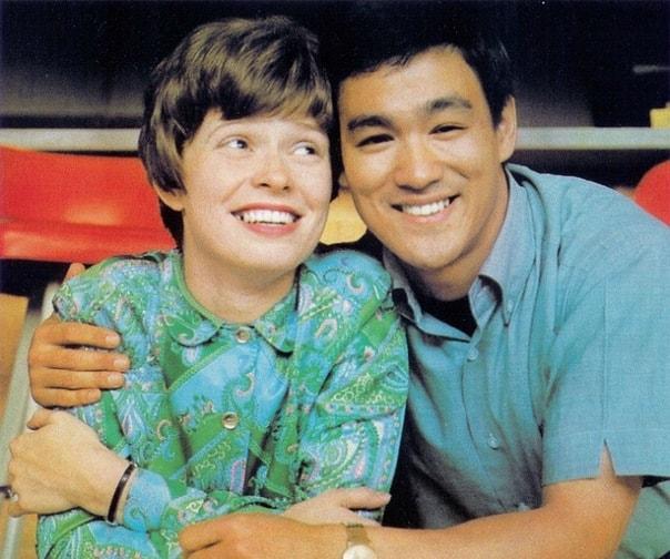 Брюс Ли и Линда