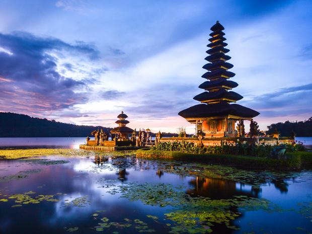 №1 по приросту среди европейцев — в Индонезии довольны российским турпотоком