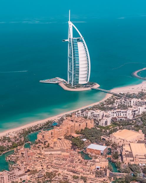 Россия продемонстрировала самые большие показатели роста среди ключевых туристических рынков Дубая