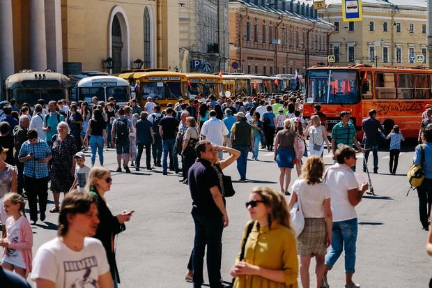 В Петербурге пройдет SPbTransportFest