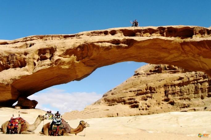 Wadi Rum, Иордания