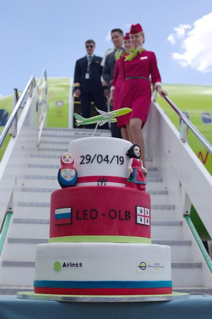 S7 запустила рейсы на Сардинию из Санкт-Петербурга