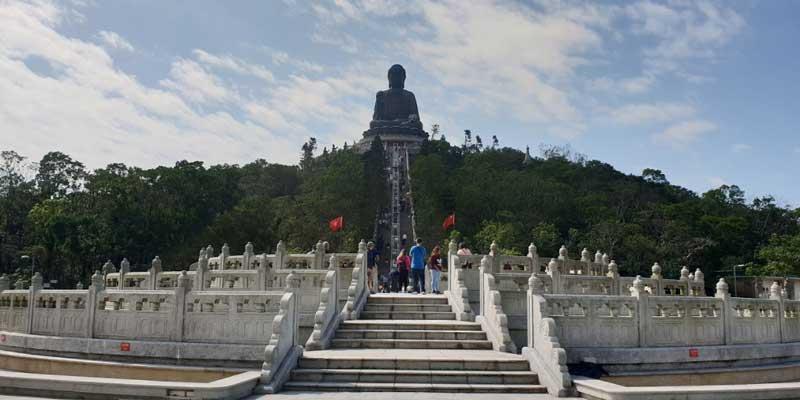 Будда в Гонконге