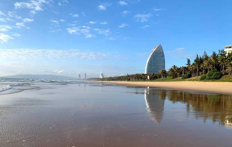 Пляж Хайтан