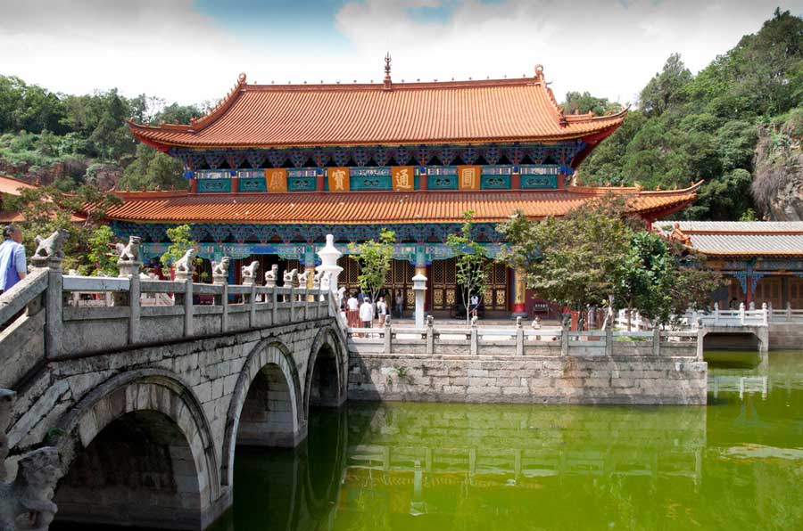 Temple de Yuantong