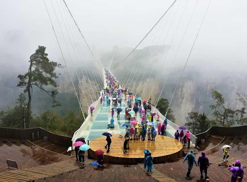 Мост в провинции Хунань