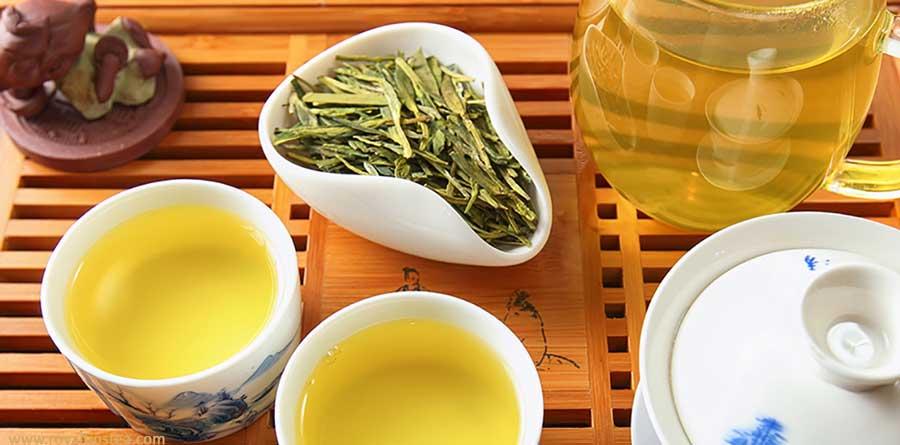 Традиционный зеленый чай