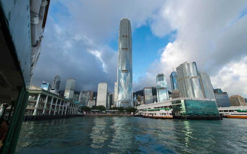 Башня международного финансового центра 2IFC