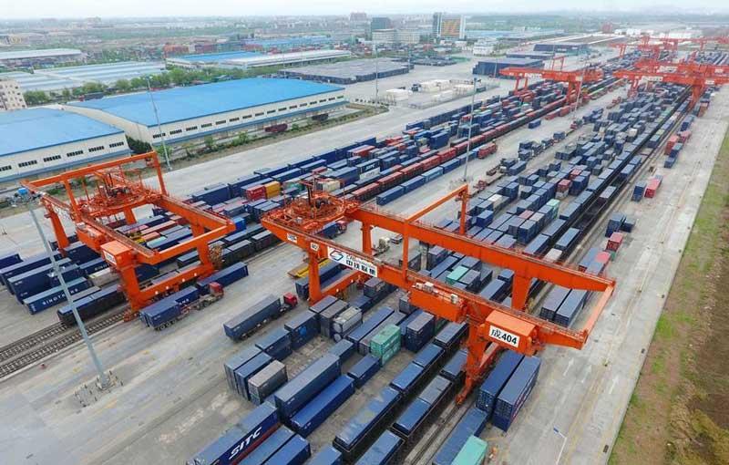 Контейнерные перевозки грузов из Китая