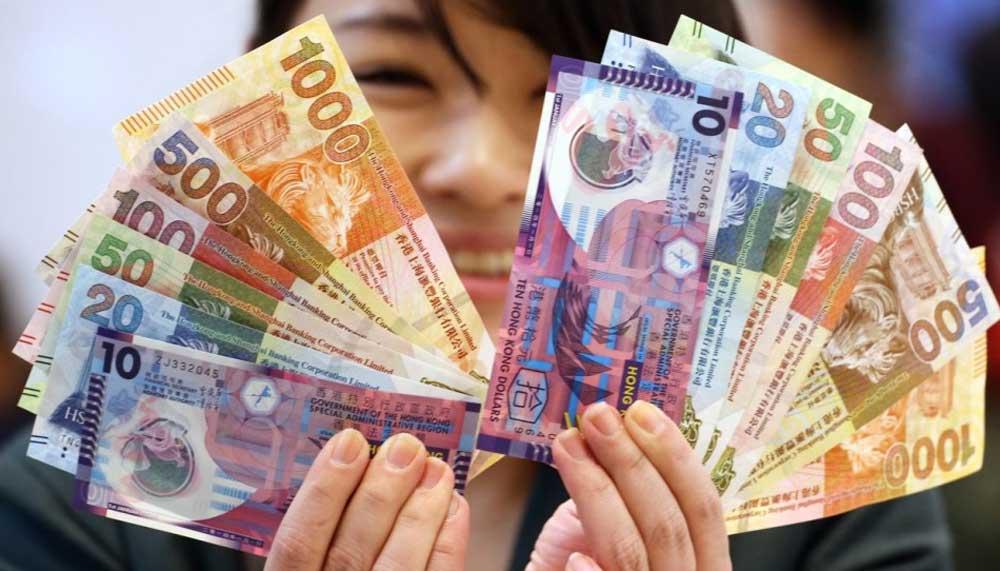 Валюта Гонконга