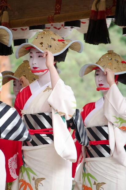 Гион мацури, или гуляй, Киото!