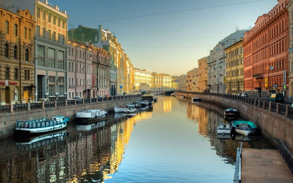Удивительные и незабываемые места Петербурга