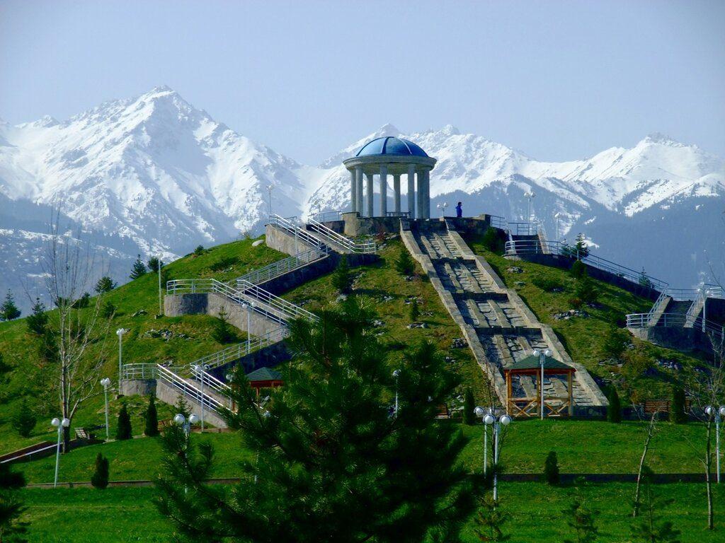 Красоты Алматы