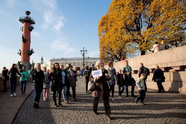 Российские школьники посетят Петербург благодаря культурно-просветительской программе «Град Петров»