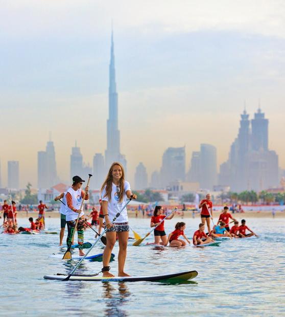 30 дней спорта: в Дубай возвращается спортивная акция Dubai Fitness Challenge