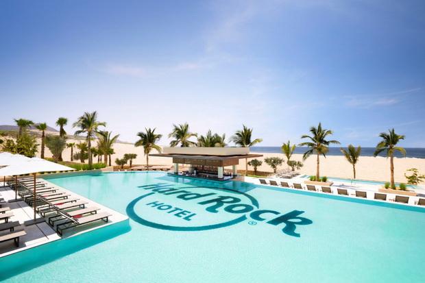 Добро пожаловать в Hard Rock Hotel Los Cabos 5*!