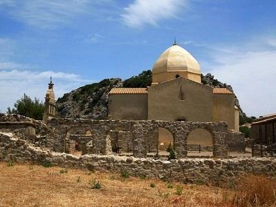 Церковь Девы Марии Скопиотисы