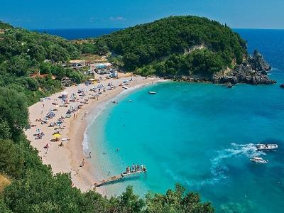 Остров Кос Греция - вид на остров