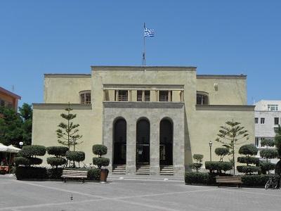 Археологический музей Коса