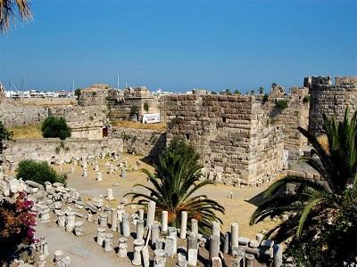 Замок Нерациа