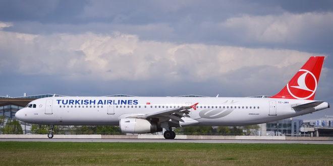 Авиакомпания Turkish Airlines удвоит количество рейсов из Санкт-Петербурга в Стамбул 1