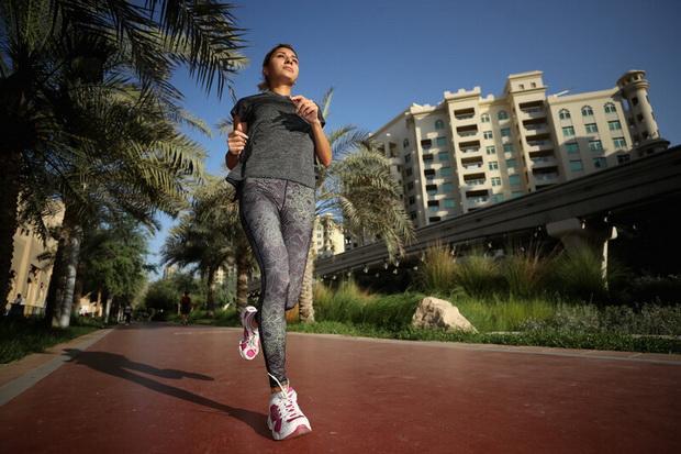 Калейдоскоп событий в Дубае 5