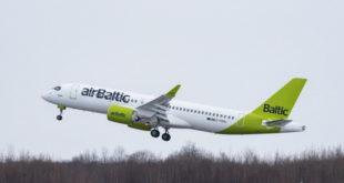 airBaltic возобновила полеты в Петербург 9