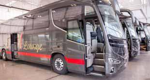 Lux Express возобновляет автобусное сообщение между Петербургом с Таллином 8
