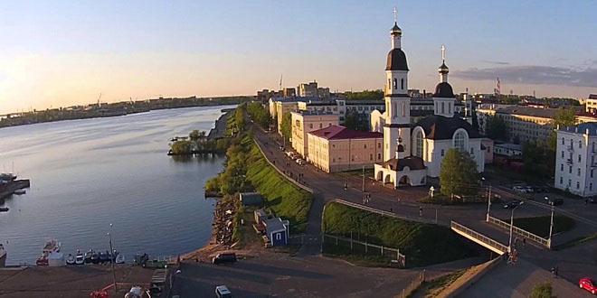 Петербург и Архангельщину объединили туристские маршруты