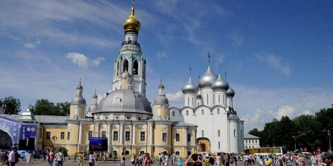 Вологодчина по популярности среди российских туристов сравнялась с Египтом