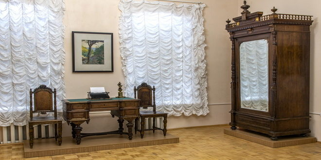 В Ленобласти отремонтируют музей Билибина 1