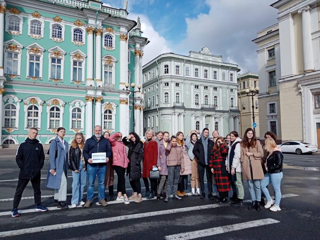Более 7 тысяч школьников посетят Санкт-Петербург в рамках нацпроекта «Культура» 3