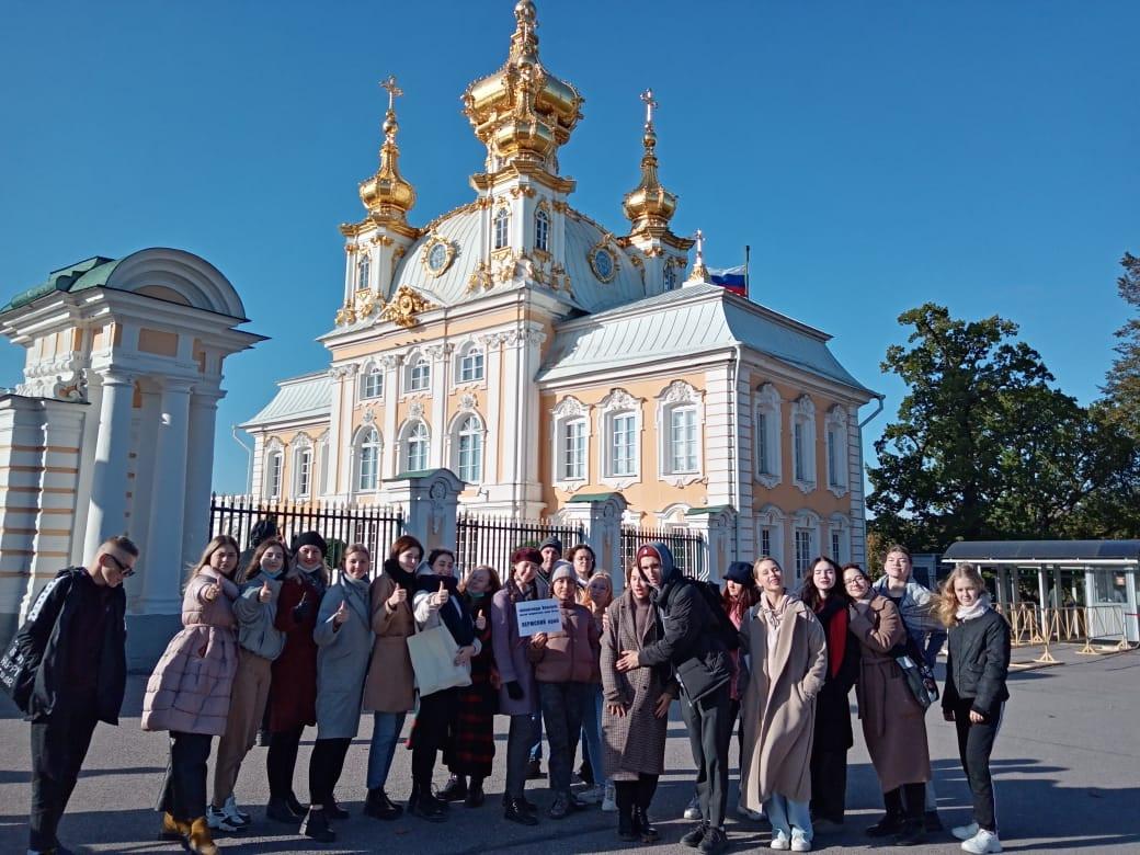 Более 7 тысяч школьников посетят Санкт-Петербург в рамках нацпроекта «Культура» 7