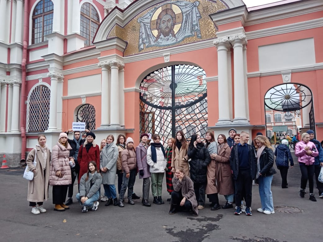 Более 7 тысяч школьников посетят Санкт-Петербург в рамках нацпроекта «Культура» 9