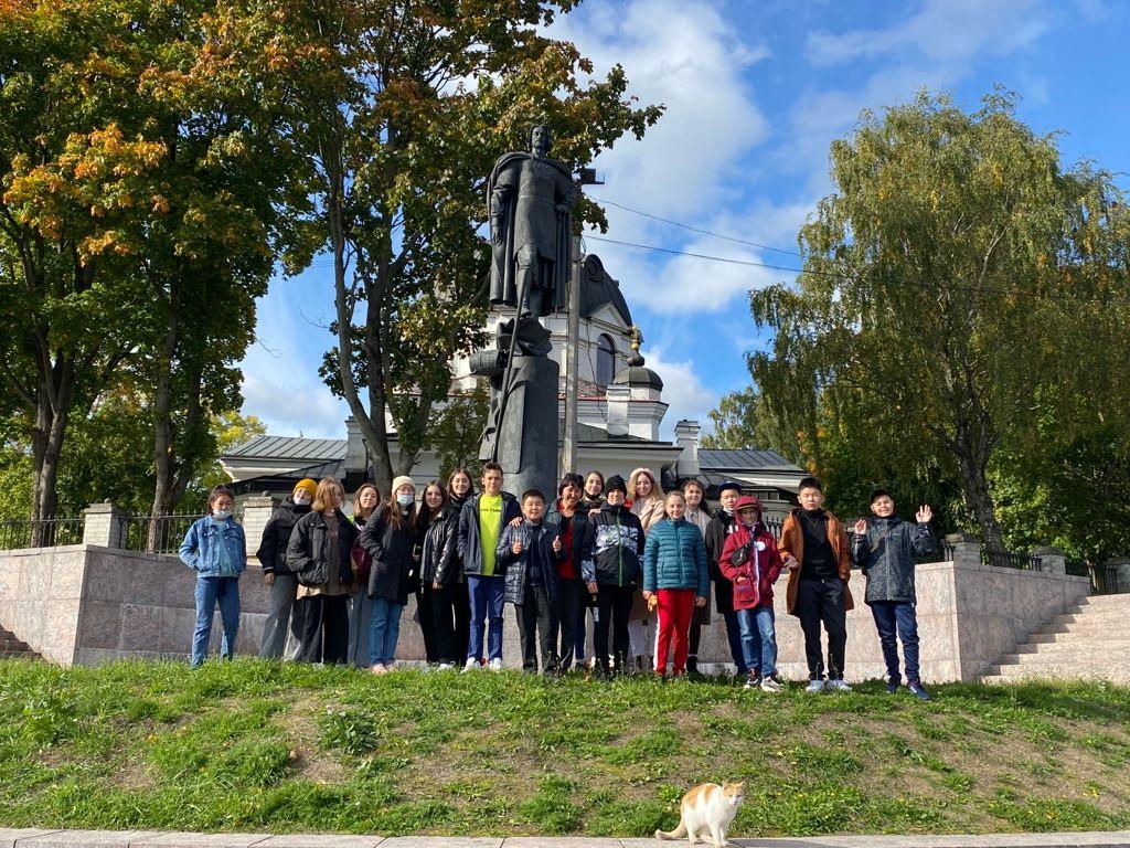 Более 7 тысяч школьников посетят Санкт-Петербург в рамках нацпроекта «Культура» 11